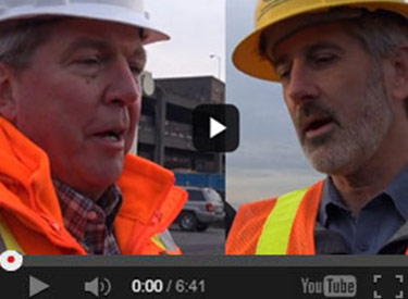 Managers explain TBM stoppage in Dec