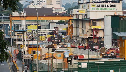 SK Engineering to complete Tan Kah Kee Station
