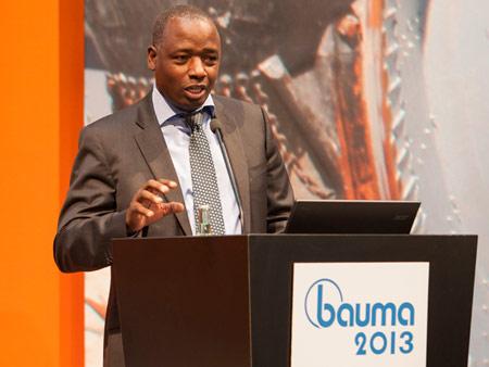Sub-Saharan presentation by Botswana