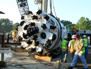 TBM ready for launch in June 2010