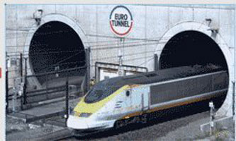 Eurotunnel and Eurostar companions from the start
