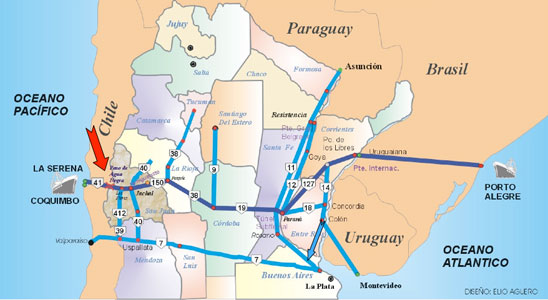 Agua Negra tunnel opens a strategic east-west corridor