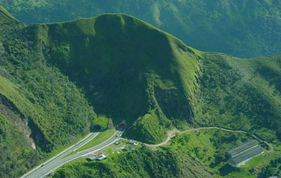Colombia set to build dozens of mountain tunnels