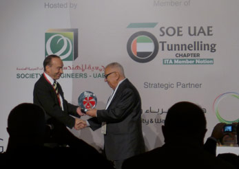 Mohamed Salam Lifetime achievement award