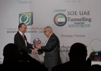 Mohamed Salam Lifetime achievement award
