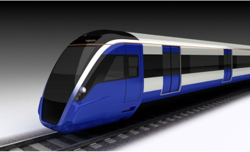 Sixty new trains will be needed for Crossrail