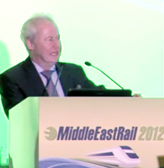 QRail's Geoff Mee outlines the project