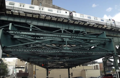 Elevated Astoria Line