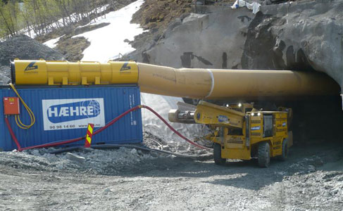 GIA Häggloader operates at zero CO<sub>2</sub> levels