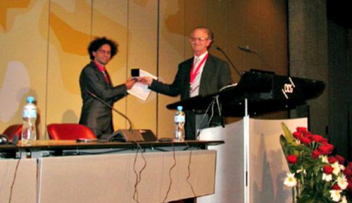 2013 winner Enrico Ronchi