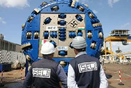 6.18m DSU TBM for Kishanganga