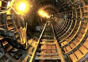 McNally tunneling