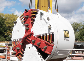 McNally tunnelling