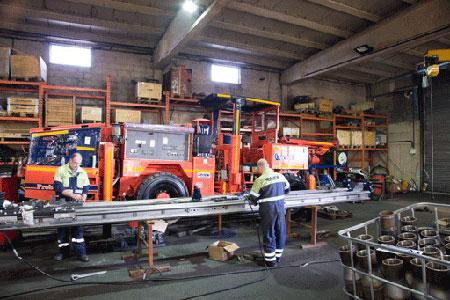 QME's rebuild workshop in Ireland