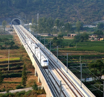 Tunnels are key to high-speed rail aspirations