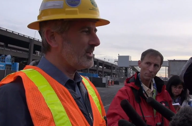 Questions: Matt Preedy of WSDOT