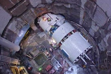 Robbins double shield TBM completed a twin running cable tunnel between Senoko and Gambas, in 2005