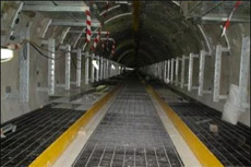 Completed Gambas-Senoko cable tunnel