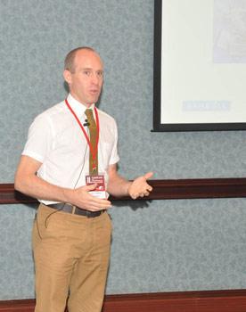 Dr Alun Thomas