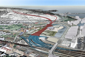 Complex work for Oslo Central Station
