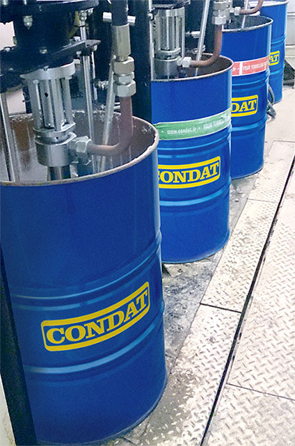 Condat provides a range of TBM products