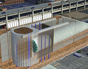 3. Dewatering wells