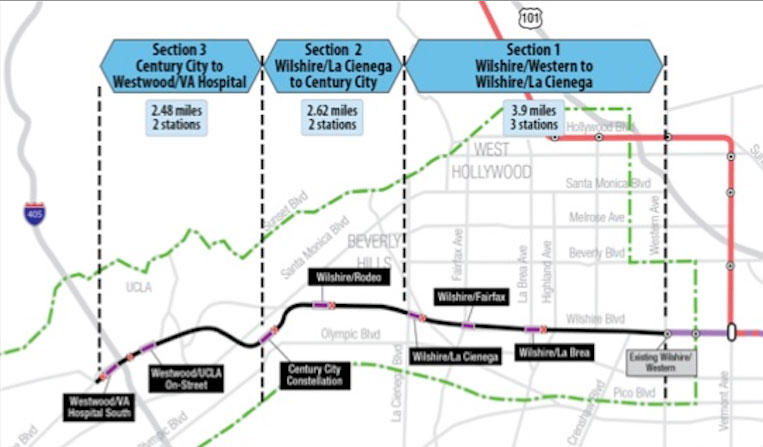 Phase 1 Purple Line contract is heart of grievance