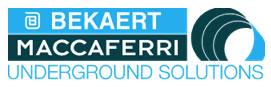 New Bekaert Macaferri logo revealed at AFTES