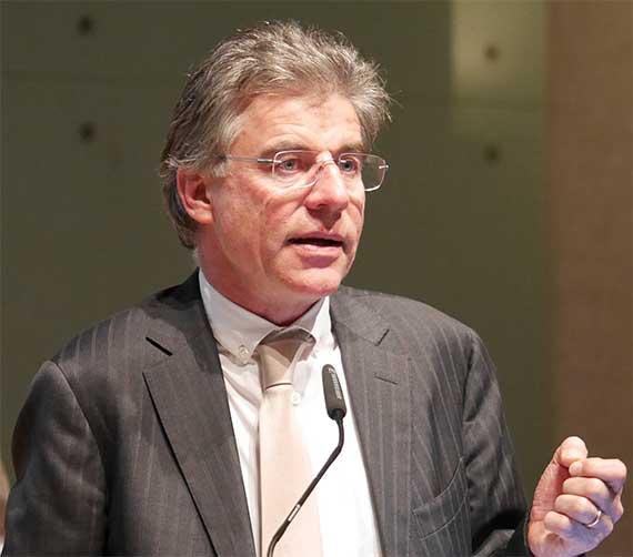 Prof Konrad Bergmeister