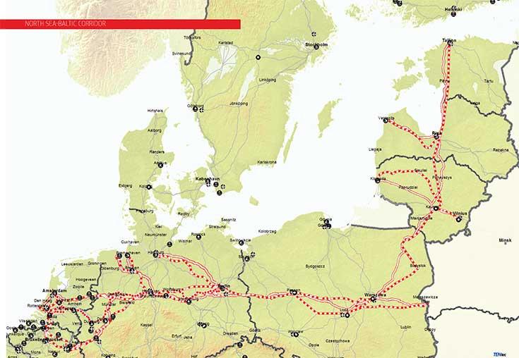 North Sea-Baltic Corridor