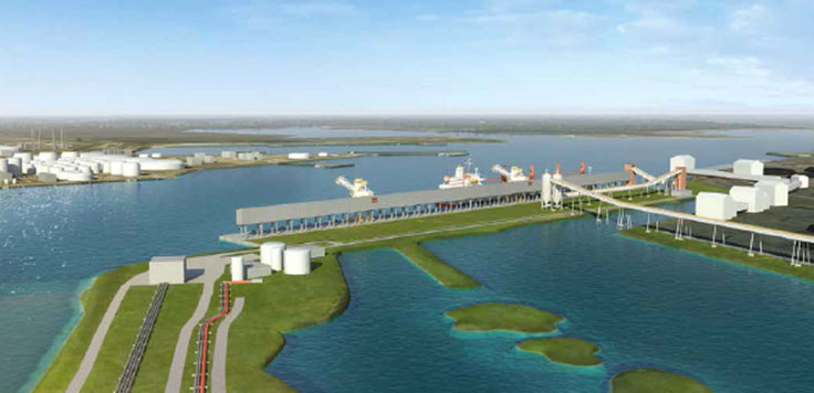 New harbour facility in Redcar will facilitate international exports