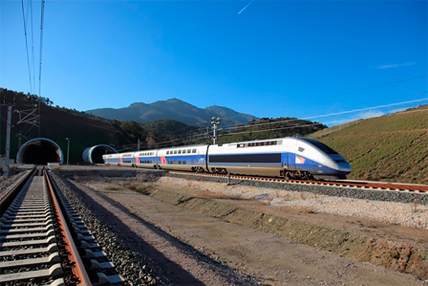 SENER has extensive Spanish high speed rail delivery experience