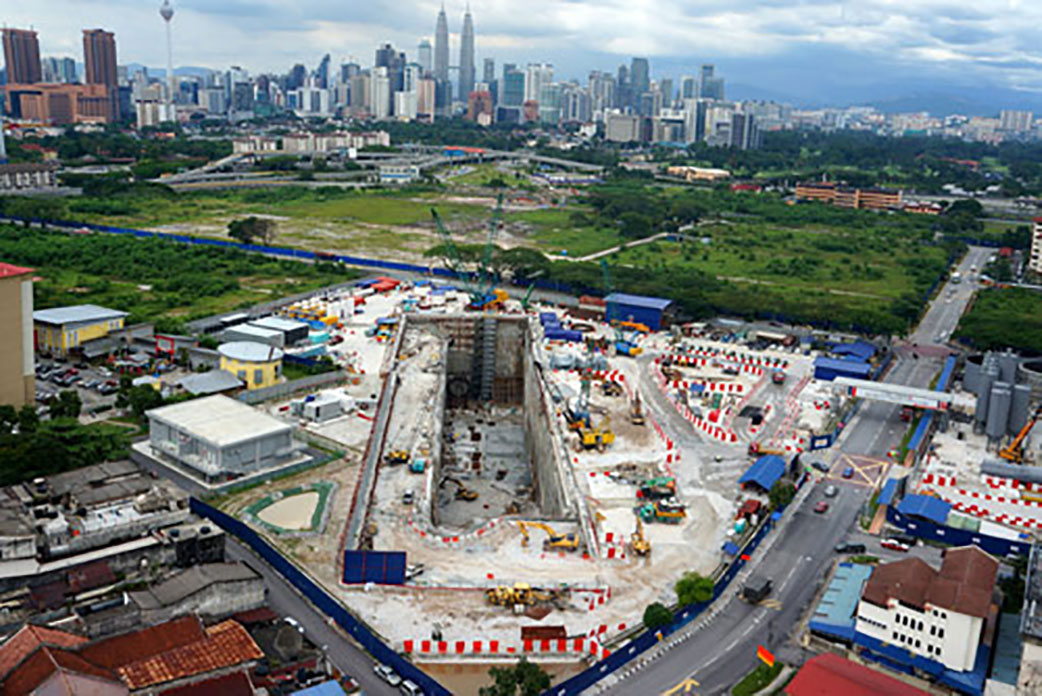 KVMRT Line 1 nominated for Major Project of the Year
