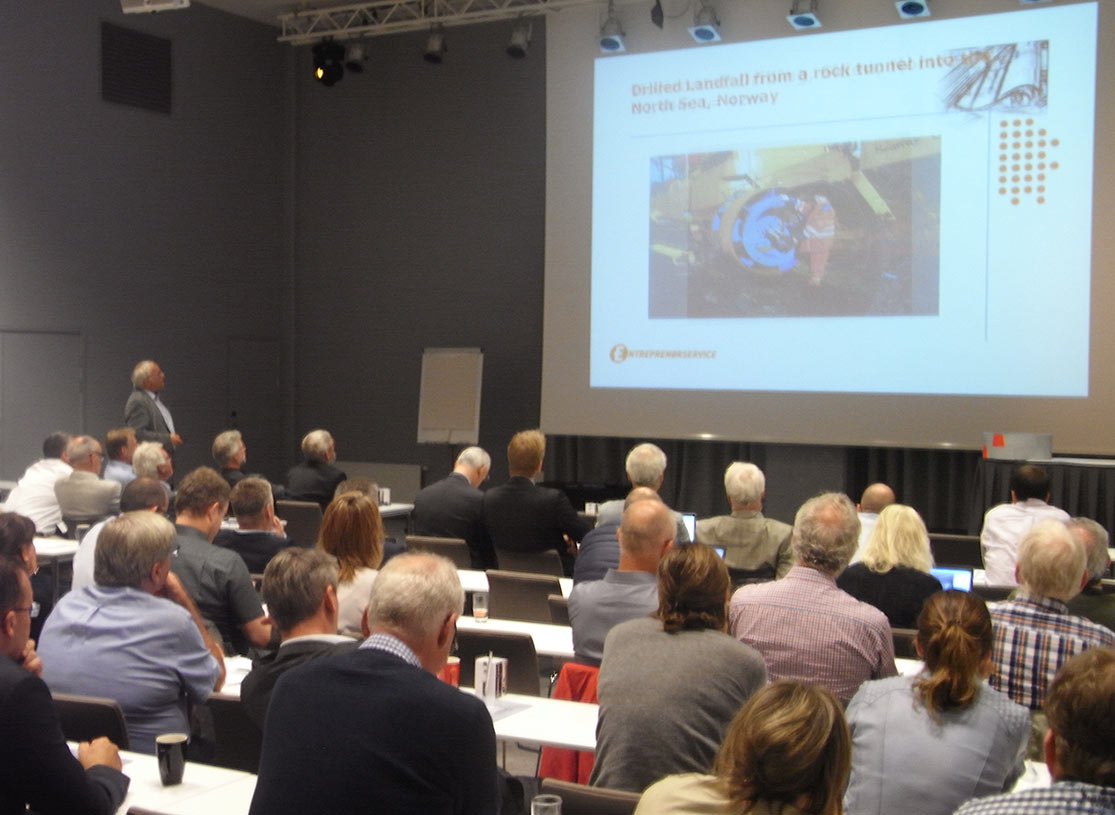 Varied program at TBM Applications Conference in Bergen