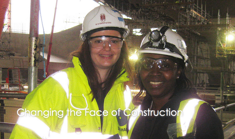 Women still a low percentage in engineering and construction but growing