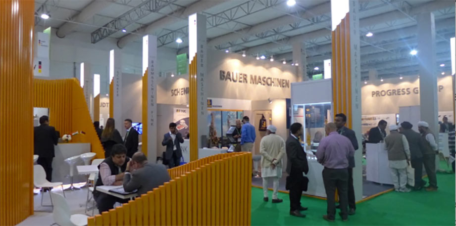 The exhibition hosted 650 exhibitors and more than 31,000 visitors