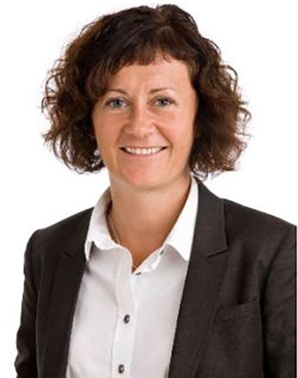 New President Helena Hedblom