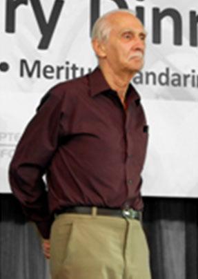 Terry Hulme 1929 - 2017