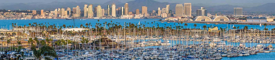 San Deigo, Southern California - host city for RETC2017