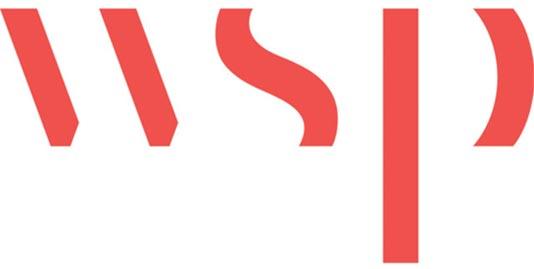 New branding logo for WSP USA