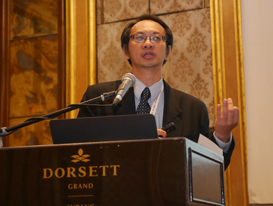 Dr Benson Hsiung