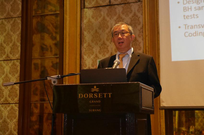 Professor Kwet Yew Yong