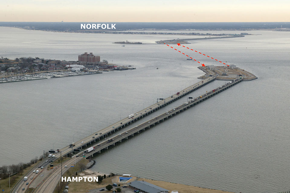TBM will create parallel tube for Hampton Roads undersea crossing