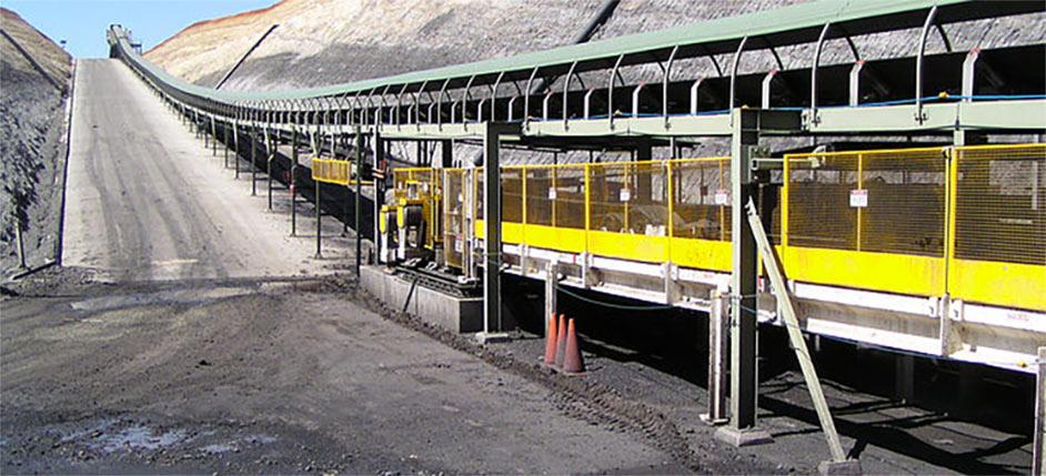 NEPEAN conveyor system installation