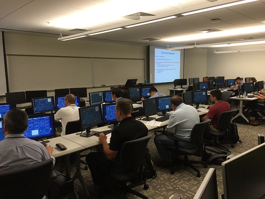 Certified EPBM training at the Colorado School of Mines