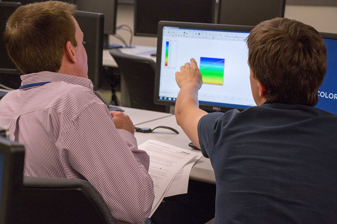 EPB simulator training based on five geological scenarios