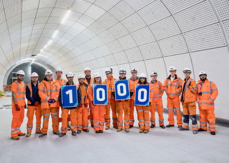1,000 apprentices celebrated