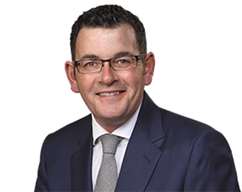 Premier Daniel Andrews approved the project