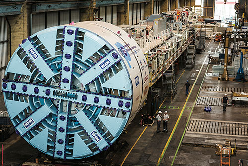 NFM TBM used for Paris Metro, France