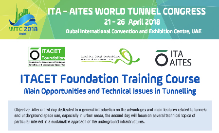 Download the programme of the ITA-CET education short course